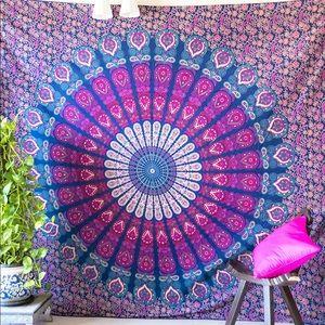 Bohemian Tapestry|Wall Hanging